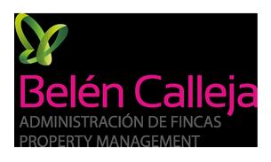Belén Calleja Administración de Fincas Property Management